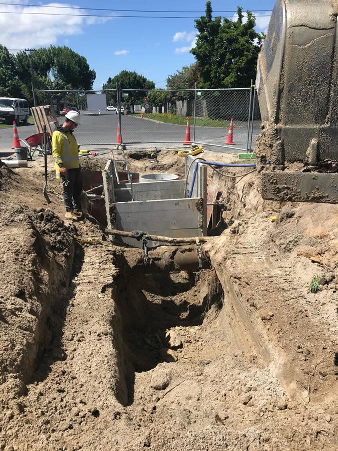 Commercial Drainage - Cambridge Construction Company