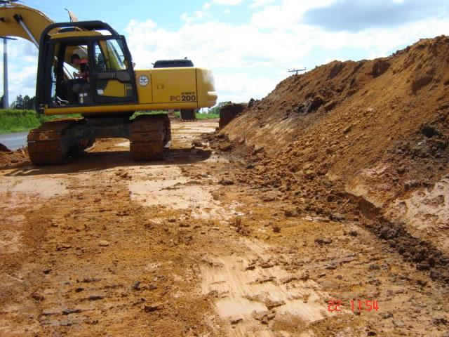 commercial earthworks cambridge construction company earthworks